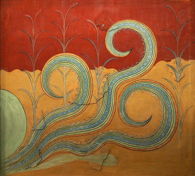 Knossos - Knossos Fresco