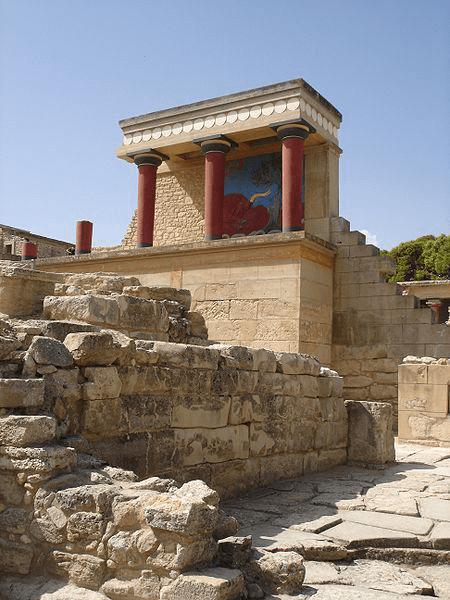 Knossos - Knossos Palace