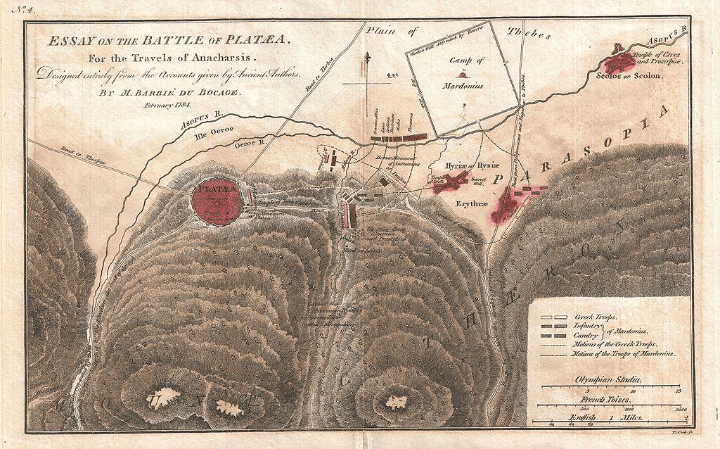 Greek Warfare - Battle of Plataea